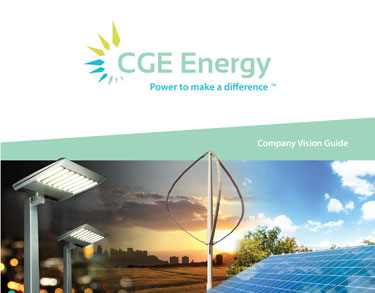 CGE Energy Vision Guide